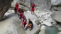 Rafting and Canyoning with rope slide, Side