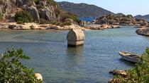 Saint Nicholas Church and Cruise to Sunken Island of Kekova from Alanya, Alanya, Day Cruises