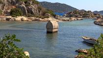 St Nicholas Treasures and Cruise to Sunken Kekova Island From Belek, Belek