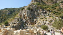 St Nicholas Treasures and Cruise to Sunken Kekova Island From Side, Side, Day Cruises