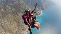 Tandem Paragliding over Alanya, Alanya, Paragliding