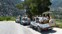 Trip to eternal flames of Chimera by jeep, Kemer, 4WD, ATV & Off-Road Tours