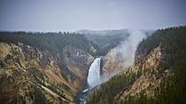 Grand Canyon of Yellowstone Trail Hike, イエローストーン国立公園