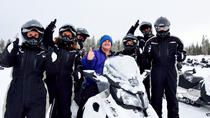 Yellowstone Old Faithful Full-Day Snowmobile Tour from Jackson Hole, Yellowstone National Park, ...