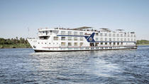 3 Night 4 Day Nile Cruise Aswan to Luxor- Luxury 5 stars Cruise with private tour guide, アスワン