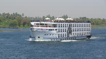 4-Night Nile Cruise from Luxor to Aswan with Private Guide, Luxor, Multi-day Cruises