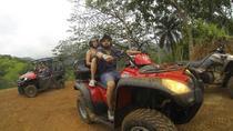 Combo 2 hrs ATV & ZipLine, Jaco, 4WD, ATV & Off-Road Tours