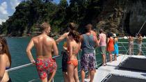 Manuel Antonio Catamaran Tour, Quepos, Catamaran Cruises