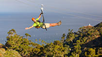 Catalina Island Zip Line Eco Tour, Santa Catalina