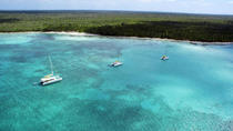 Saona Paradise Island Speedboat and Catamaran Excursion, Punta Cana, Catamaran Cruises