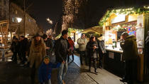 Ljubljana Christmas Spirit Foodie Walk Combined with Boat Ride, Ljubljana