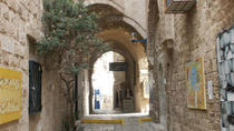 Tel Aviv Private Half Day Tour with Walking Tour, Tel Aviv
