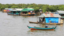 3-Hour Guided Floating Village Boat Tour in Siem Reap, Siem Reap, Day Cruises