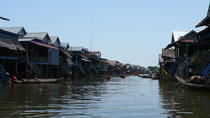 Kompong Phluk Two Floating Villages and Sunset Tour, Siem Reap, Day Trips