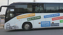 Rome On Your Own Bus from Civitavecchia