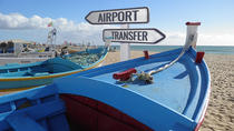 Armação de Pêra Shared Transfer: To or From the Faro Airport, Faro, Airport & Ground...