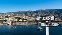 Funchal Shared Transfer: To or From the Airport, Faro, Airport & Ground Transfers