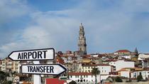 Porto Private Departure Transfer, Porto, Airport & Ground Transfers