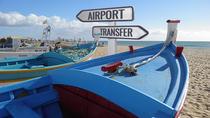 Shared Arrival Transfer from Faro Airport to Armação de Pêra, Faro, Airport & Ground...
