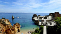 Shared Arrival Transfer from Faro Airport to Lagos, Faro, Airport & Ground Transfers
