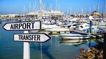 Vilamoura Shared Transfer: To or From the Faro Airport, Faro, Airport & Ground Transfers