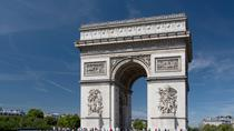 2-Hour Private Tour: Arc de Triomphe and Champs-Elysées, Paris, Private Sightseeing Tours