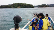 2-Day Homestay and Fishing Experience in Oku-Matsushima Including Guided Biking Tour, Tohoku, ...