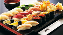 All-You-Can-Eat Sushi Dinner and Robot Restaurant Ticket Package, Tokio