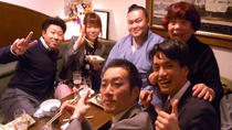 Chanko Dinner with Sumo Wrestler in Asakusa, Tokyo, Dining Experiences