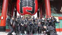 Half Day Asakusa Tour with Ninja Experience, Tokyo, Walking Tours