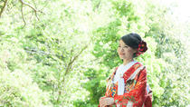 High-Quality Kimono Makeover and Photo Session Experience, Chūbu
