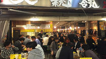 Japanese Food and Drink Izakaya Tour in Tokyo with Local Guide, Tokyo