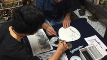 Japanese Ink Painting (Suibokuga) Experience in Tokyo