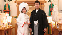 Japanese Shinto-Style Wedding Photo in Kimono including Kaiseki Dinner, Japan, Wedding Packages