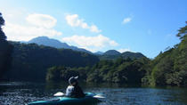 Kayaking the Anbo River in Yakushima, Kagoshima