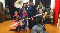 Learn The Katana 'Sword' Technique of Samurai and Ninja, Osaka, Cultural Tours