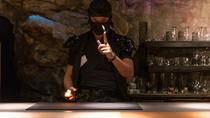 NINJUTSU Watch Experience in NINJA Bar in Shinjuku, Tokyo, Martial Arts Classes