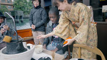 Tea Ceremony Experience on a Boat including a Kaiseki Cuisine Bento, Tokyo, Coffee & Tea Tours