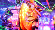 Tokyo Robot Cabaret Show Including Dinner at 'Alice in Wonderland' Themed Restaurant, Tokio
