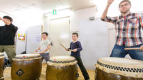 Traditional Drum Taiko Experience in Kobe