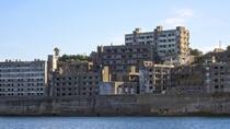 Visit Gunkanjima island, the Battleship island, in Nagasaki