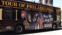 Hop-on-Hop-off und Philly bei Nacht Tour Combo, Philadelphia, Hop-on Hop-off-Touren
