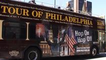 Philadelphia 27-Stop Double Decker Tour Full-Day Pass, Philadelphia, Custom Private Tours
