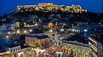 Athens at Night Small-Group Walking Tour with Dinner, Athens, Dining Experiences