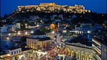 Kleine wandeling in Athene at Night met een diner, Athens, Dining Experiences