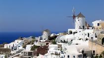 Santorini In One Day Private Tour: Oia - Blue Dome- Black beach- Winery, Heraklion, Private...