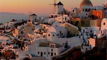 Santorini Oia Sunset and Fira By Night Half Day Tour, Santorini, Night Tours