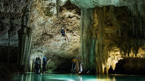 Rio Secreto Plus: toegangsbewijs in Playa del Carmen, Playa del Carmen, Attraction Tickets