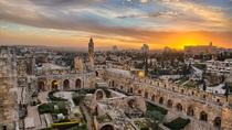 Private Guided Day Tour of Old City Jerusalem from Tel Aviv, Tel Aviv, Half-day Tours