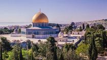Tour Privado: Ciudad Vieja de Jerusalén con Rampart Walk y Western Wall y New City Walking Tour, Tel Aviv, Excursiones a pie